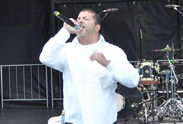 Sammy Vijarro at Evergreen State Fair 2010