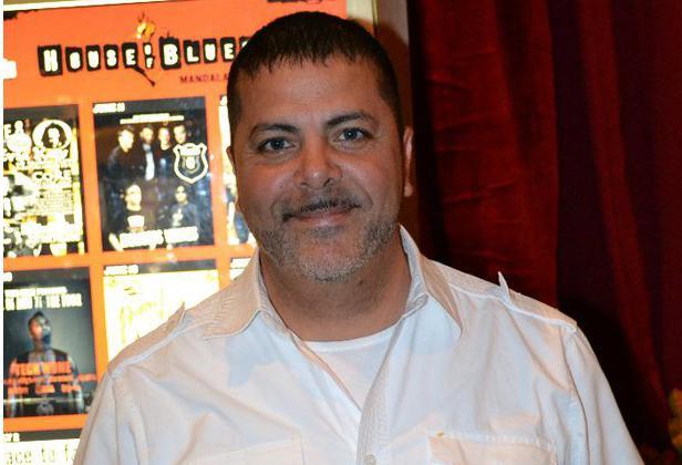 Sammy Vijarro in Las Vegas